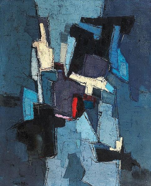 Francis Bott (1904-1998)