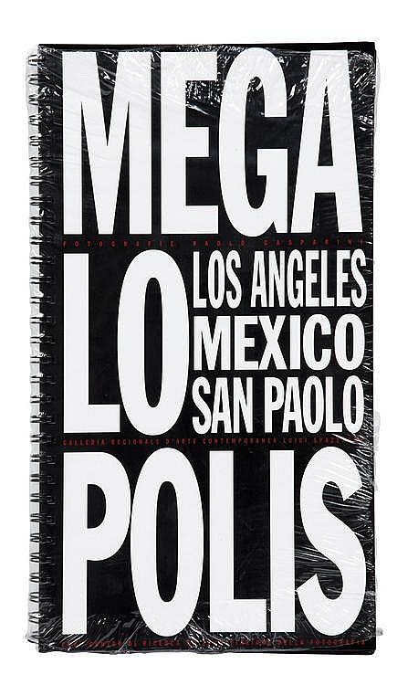 GASPARINI PAOLO (1934) Megalopolis, Los Angeles, Mexico, San Paulo Gradisca d'Isonzo : CRAF, 2000. Grand in-4° (38 x 21 cm)