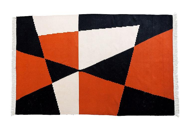 Antonin Kybal (1901-1971) - Attribué à Tapis Pure