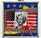 OMAR RONDA (NE EN 1947) Marilyn Frozen, 2005 Pièce unique. Technique mixte et photographie. Signée, datée et titrée au dos. H_50,5..., Omar Ronda, Click for value