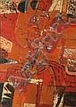 GEORGES COLLIGNON (1923-2002) La Réchauffée, Air breton, 1957 Huile sur toile Signée en bas à gauche. Signée, datée et titrée au d..., Georges (1923) Collignon, Click for value