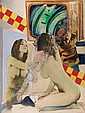 Gianni Bertini (Né en 1922) La toilette de, Gianni Bertini, Click for value