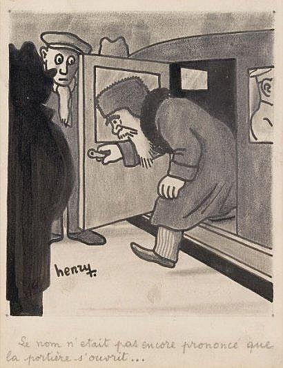 Maurice Henry (1907-1984) Le nom n'était pas