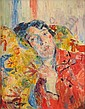 GEORGES CRETEN (1887-1966) Femme assoupie, 1912, Georges Creten, Click for value