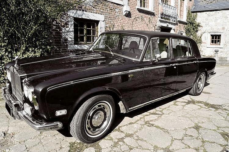 Rolls Royce Silver Shadow LWB 1975 Châssis : n°