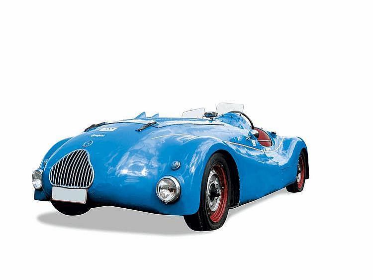 Peugeot 402 Escalle 1946 Châssis : n° 761261 • Une