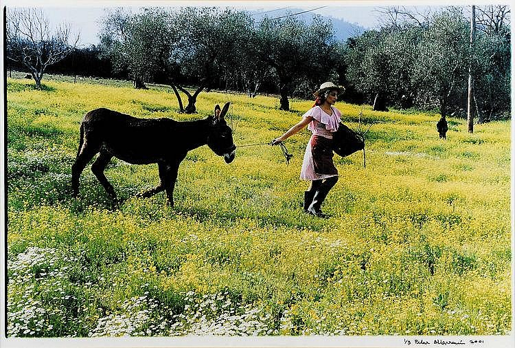 Pilar ALBARRACIN (né en 1968) Sans titre, 2001. De