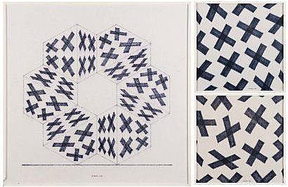 JEAN-PIERRE MAURY (NÉ EN 1948) Triptyque, 1988