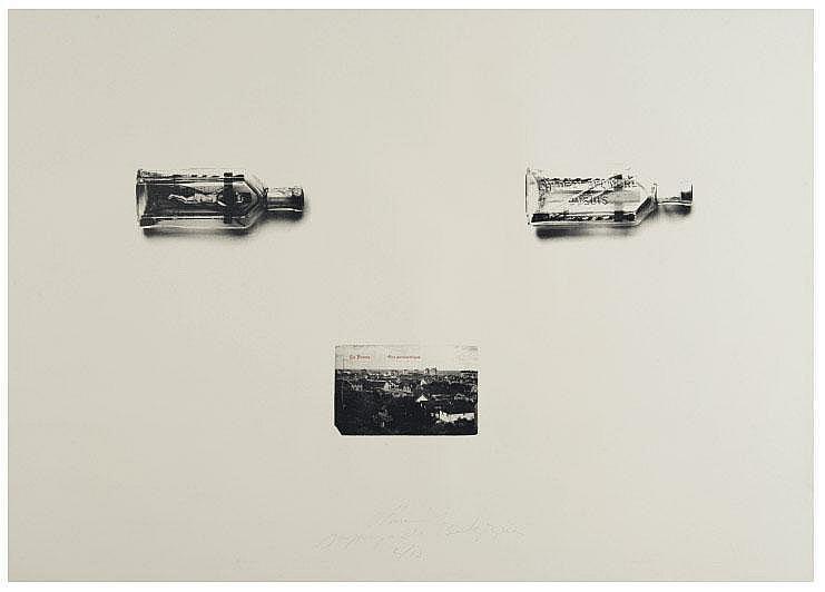 OTHONIEL, JEAN-MICHEL (1964) Paysage de Belgique,