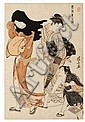 Kiyonaga Torii (1752-1815), Torii Kiyonaga, Click for value