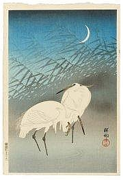 Koson Ohara (1877-1945)