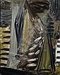 MICHEL FRERE (NE EN 1961) Sans titre, 1984 Huile sur toile marouflée su carton. H_50 cm L_40 cm, Michel Frere, Click for value