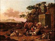 JAN FRANS SOOLMAKER (1635-1685) (ENTOURAGE DE)