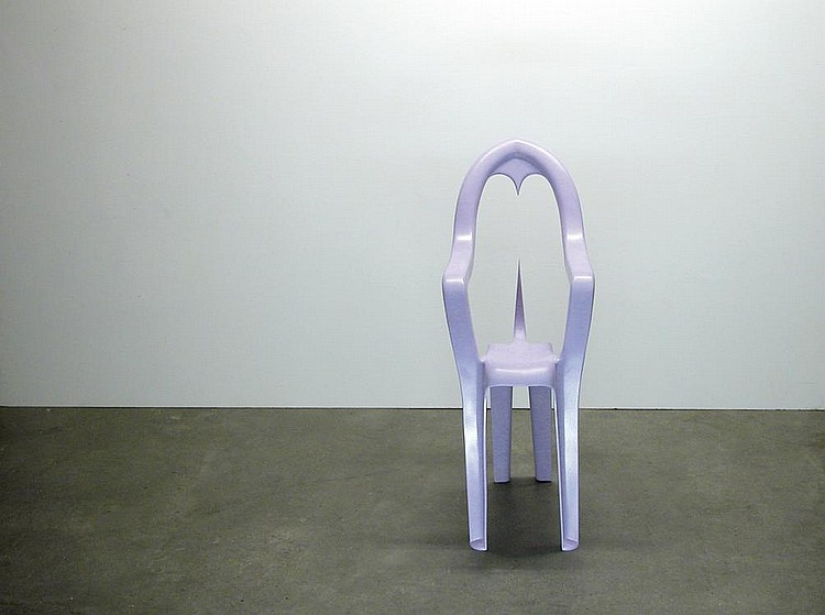 KAI LINKE - PROTOTYPE Chaise