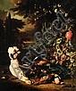 JAN WEENIX (AMSTERDAM 1642 - 1719) Cacatoès blanc
