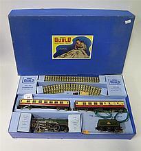 Hornby Dublo EDP12 Duchess of Montrose Boxed Train Set, boxed near mint