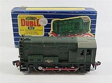 Hornby Dublo 3231 0-6-0 Diesel Electric Shunting Locomotive, boxed