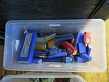 A Collection of Horby Dublo rolling stock, carriage, track and other access