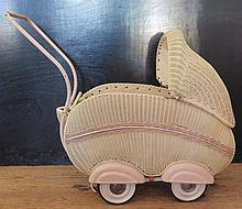 A 1950's Doll's Pram