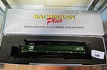 Bachmann Plus EMD SD45 Diesel (Burlington Northern), item no. 11608
