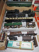 A Collection of Bachmann, Westdale, Roxey and other G Scale Engines, Carria