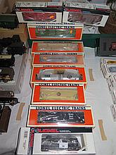 A Collection of Lionel 0 and 027 Gauge Rolling Stock