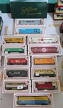 A Collection of Bachmann HO Gauge Rolling Stock