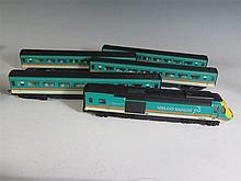 Hornby 'OO' Gauge Midland Railway five piece set