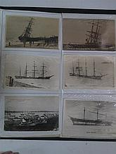 An Account of The Wreck of Flying Enterprise including photographs and pres