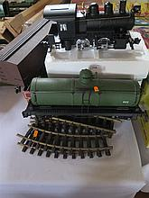Aristo 0-4-0 Train, track and rolling stock
