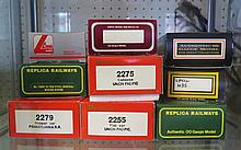 A Collection of 'OO' Gauge Rivarossi, Replica Railways and other rolling st