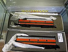 Bachmann Plus EMD F7A GN 311A item no. 31208 and F7B GN 313B item no. 31209