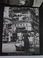 A Collection of Professional Photographs of Hong Kong taken 1957-1958, arra