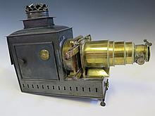 A Victorian Magic Slide Projector