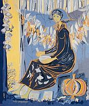 Mary DAMBIERMONT - 1932-1983 L'OIOLI Tapisserie