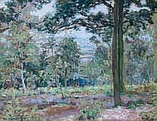 Pierre CHAPUIS - 1863-1942 FÔRET DE SAINT-LEU,