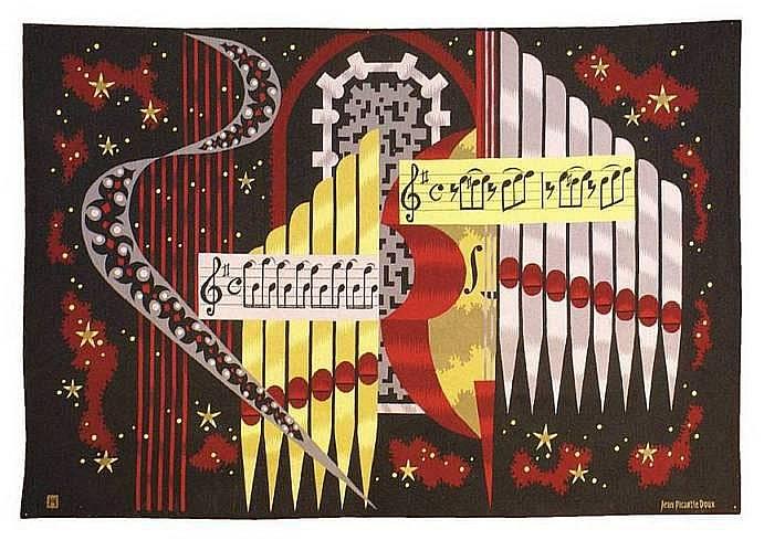 PICART LE DOUX Jean 1902-1982 HOMMAGE À
