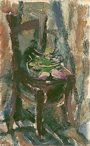CHASTEL Roger (1897-1961) NATURE MORTE SUR LA