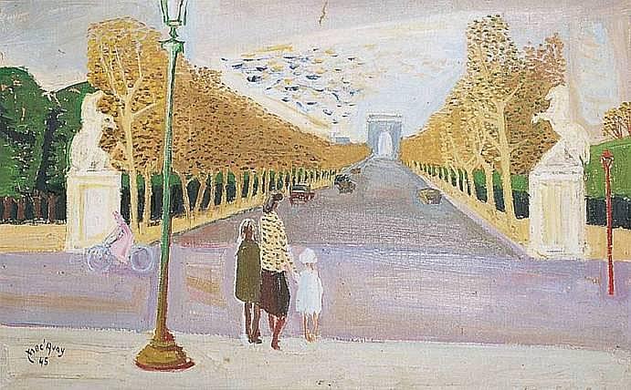 MAC AVOY édouard 1905-1991 PARIS, LES
