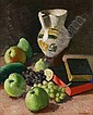 Félice CARENA - 1879-1966 NATURE MORTE AU PICHET,, Felice Carena, Click for value