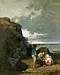 Evariste Vital LUMINAIS - 1822-1896 ENFANTS DANS, Evariste-Vital Luminais, Click for value