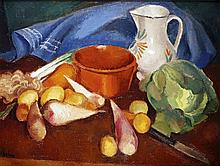 Maurice SAVIN – 1894-1973 NATURE MORTE Huile sur toile signée en bas