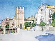 René Frédéric RICARD-né en 1889 TAORMINE, 1922.
