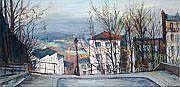 Francis LE COADIC - né en 1912 PARIS, MONTMARTRE