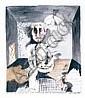 Lionel VINCHE (né en 1936) UN ARTISTE UN PEU TROP, Lionel Vinche, Click for value