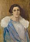Jean DREYFUS-STERN (1890-1980) PORTRAIT PRÉSUMÉ DE
