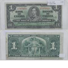 1937 Coyne-Towers O/M $1.00