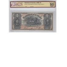 1898 Dominion $1.00 Various-Boville