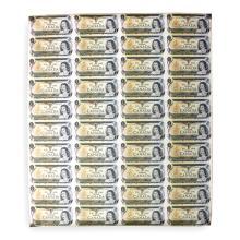 1973 Bank of Canada $1.00 Uncut Sheet