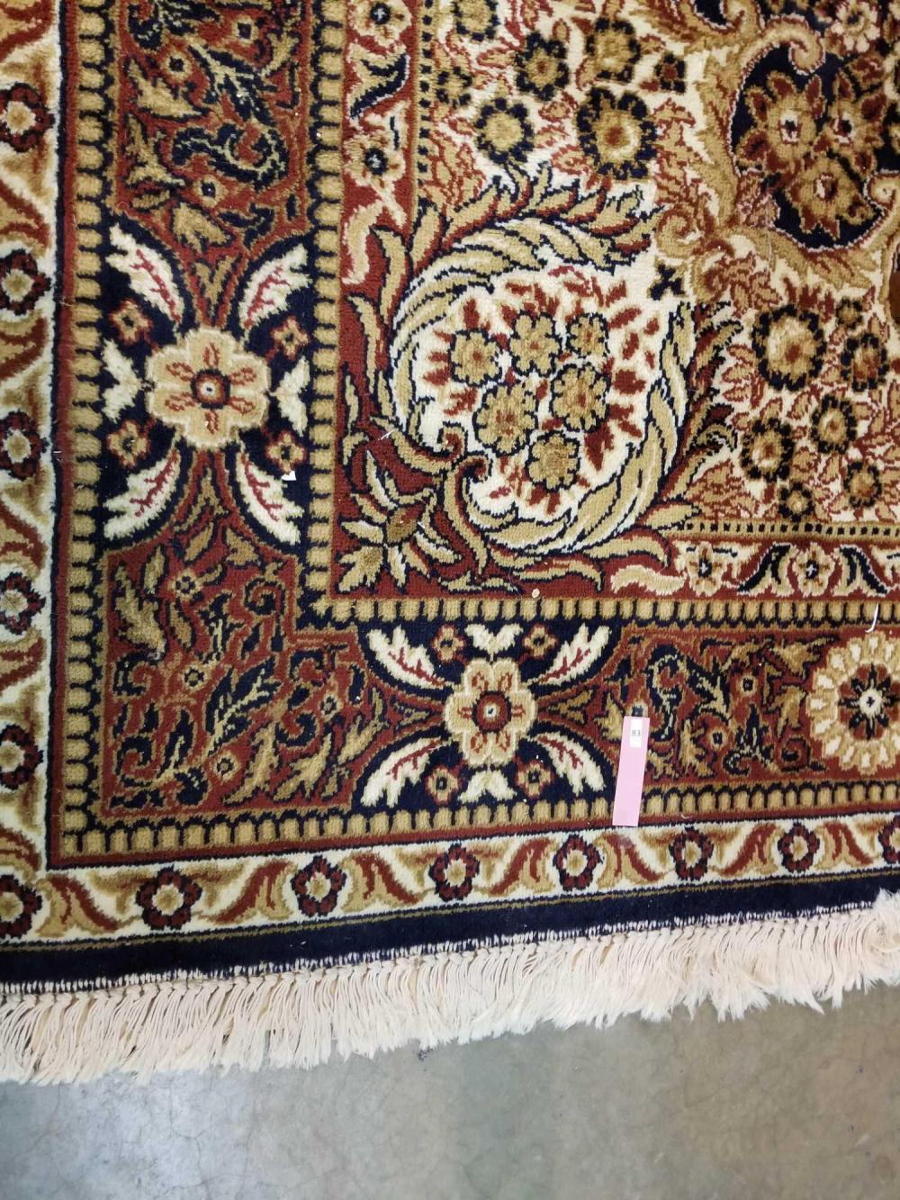 COURISTAN IMPORTED ORIENTAL DESIGN ARE RUG